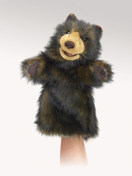 Bear Stage Puppet - Folkmanis (2986)