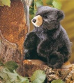 Baby Black Bear Puppet - Folkmanis (2232)