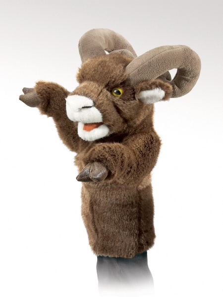 Bighorn Sheep Stage Puppet - Folkmanis (2985)