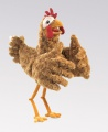 Chicken Puppet - Folkmanis (2861)