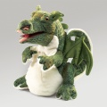 Baby Dragon Puppet - Folkmanis (2886)