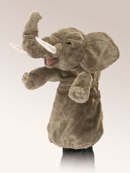 Elephant Stage Puppet - Folkmanis (2830)