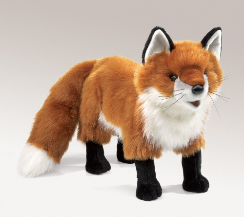 Fox, Red Puppet - Folkmanis (2876)