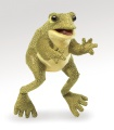 Funny Frog Puppet - Folkmanis (3033)