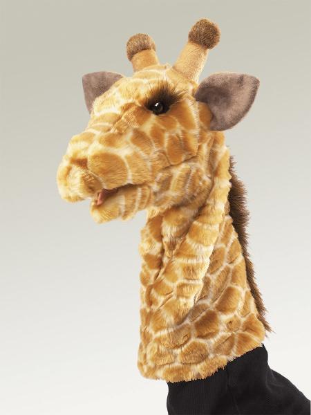 Giraffe Stage Puppet - Folkmanis (2561)
