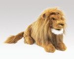 Lion Puppet - Folkmanis (2889)