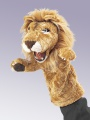 Lion Stage Puppet - Folkmanis (2562)