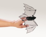 Mini Bat Finger Puppet - Folkmanis (2612)