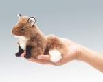 Mini Fox Finger Puppet - Folkmanis (2644)