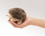 Mini Hedgehog Finger Puppet - Folkmanis (2668)