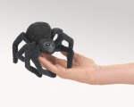 Mini Spider Finger Puppet - Folkmanis (2754)