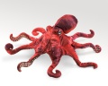 Red Octopus Puppet - Folkmanis (2974)
