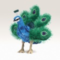 Peacock Puppet, Small - Folkmanis (2834)