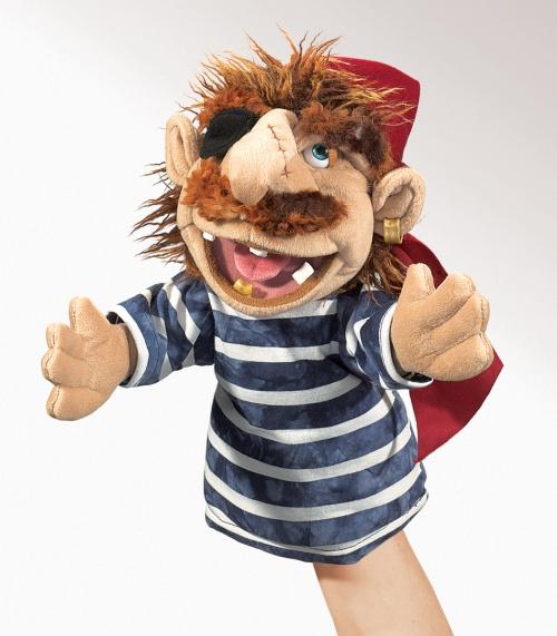 Pirate, Blimey Puppet - Folkmanis (2895)