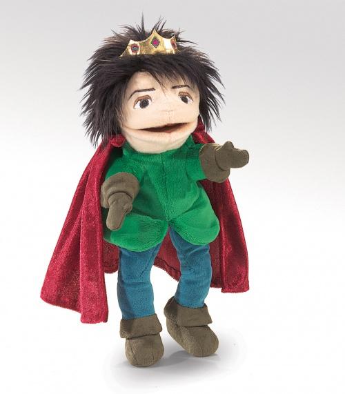 Prince, Royal  Puppet - Folkmanis (2995)