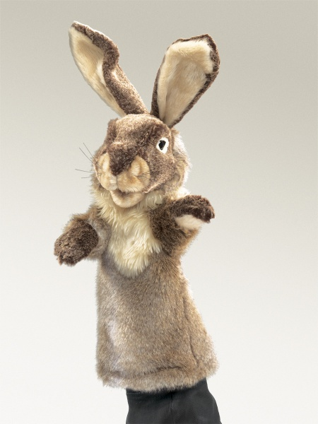 Rabbit Stage Puppet - Folkmanis (2800)