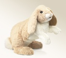 Floppy Bunny Rabbit Puppet - Folkmanis (2838)