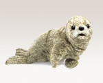 Harbor Seal Puppet - Folkmanis (2537)
