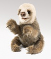 Baby Sloth Puppet - Folkmanis (2927)