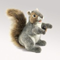 Gray Squirrel Puppet - Folkmanis (2553)
