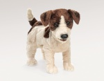 Jack Russell Terrier (Smooth Coat) Puppet - Folkmanis (2848)