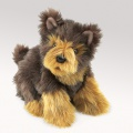 Yorkie Pup Puppet - Folkmanis (3039)