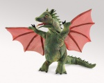 Winged Dragon Puppet - Folkmanis (3051)