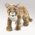 Mountain Lion Cub  Puppet - Folkmanis (3045)