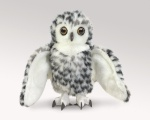 Snowy Owl (Small) Puppet - Folkmanis (3047)