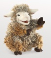 Wooly Lamb Puppet - Folkmanis (3059)