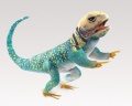 Collared Lizard Puppet - Folkmanis (3063)