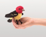 Mini Tanager Finger Puppet - Folkmanis (2763)