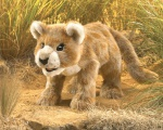 African Lion Cub Puppet - Folkmanis (3064)