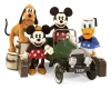 Mickey Mouse Minnie Mouse Donald Duck Pluto
