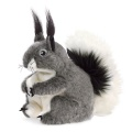 Albert's Squirrel Hand Puppet - Folkmanis (3101)