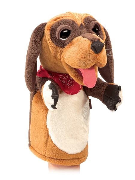 Dog Stage Puppet