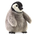 Baby Emperor Penguin Puppet - Folkmanis (3126)