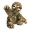 Three-toed Sloth Puppet